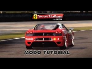 Ferrari Challenge Trofeo Pirelli @ Modo Tutorial