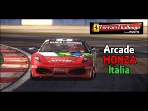 Ferrari Challenge Trofeo Pirelli - Arcade @ Monza - Italia