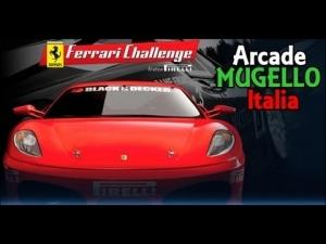 Ferrari Challenge Trofeo Pirelli - Arcade @ Mugello - Italia