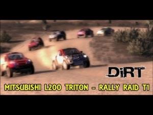 DIRT | MITSUBISHI L200 TRITON | RALLY RAID T1
