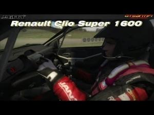 Dirt - Renault Clio Super 1600 @ Circuit des Dues