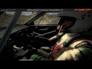 Dirt - Mitsubishi Lancer Evolution IX @ Windy Point Short A