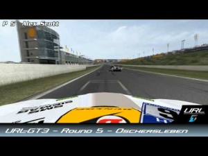 URL-GT3 - Round 5 - Oschersleben - Highlights