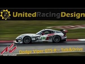 Dodge Viper GTS-R - Instanbul - Assettocorsa MOD - Talk&Drive [English subs]