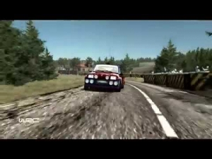 WRC FIA World Rally Championship [Renault R5 Maxi Turbo - Rally Bulgaria]