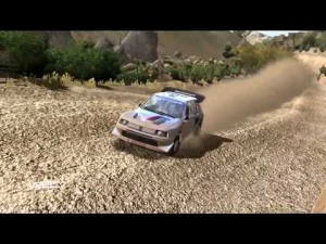 WRC FIA World Rally Championship [Peugeot 205 T 16 - Rally of Turkey]