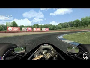Assetto Corsa - Lotus 98T at Gentrack1