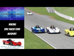 iRacing Spec Racer Ford @ Mosport - Good battle in the mid pack