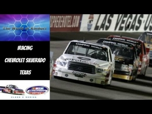 iRacing Trucks at Vegas fixed series - Caution Fest!