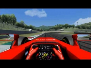 [Assetto Corsa][Racing Club] F1 Ferrari F14T @ Mugello