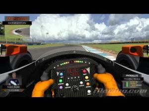 iRacing Indycar DW12 @ Donington | Setup & Hotlap 1'13.508