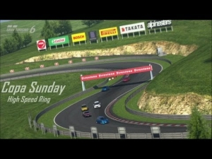 Gran Turismo 6 - Honda Fit RS '10 @ Copa Sunday - High Speed Ring