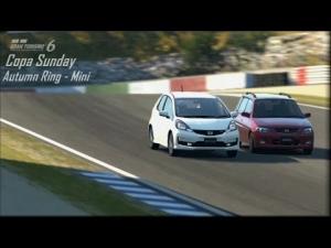 Gran Turismo 6 - Honda Fit RS '10 @ Copa Sunday - Autumn Ring  Mini