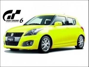 Gran Turismo 6 - Suzuki Swift Sport ' 07 @ Grand Valley - Este - Copa Amateur
