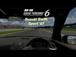 Gran Turismo 6 - Suzuki Swift Sport ' 07 @ Brands Hatch Indy Circuit