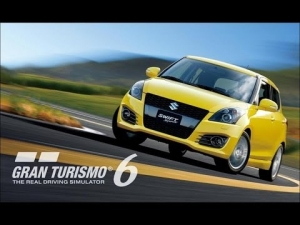 Gran Turismo 6 - Suzuki Swift Sport ' 07 @ Autumn Ring