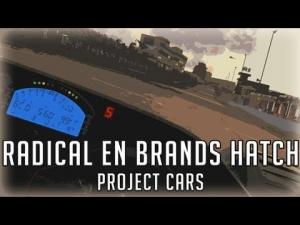 ¡RADICAL EN BRANDS HATCH! | PROJECT CARS