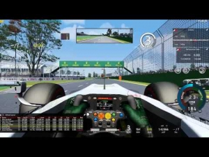Assetto Corsa Australia F1 2014 Mod Replay