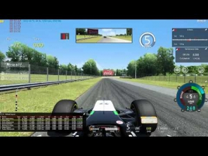 Assetto Corsa 1966 Monza F1 2014 Mod Replay
