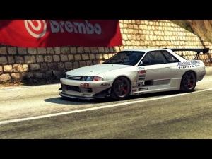 [GRIDAutosport] COTE D'AZUR - Nissan 1991(R32) SKYLINE GT-R