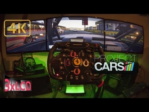 Project CARS | Limited Edition *DTM* car | Mercedes-Benz AMG C-Coupe at Spain Besos |