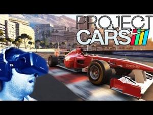 Oculus Rift DK2 - Project CARS - Formula 1 @ Monaco