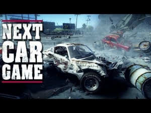 Next Car Game Destruction Derby