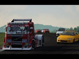 Assetto Corsa - Volvo FH Formula Truck @ Mugello