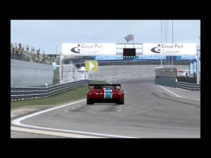 R3E - Quick Lap with the BMW M1 Procar at Zandvoort - Xbox Controller