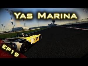 Assetto Corsa: Yas Marina  - Episode 19