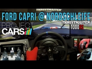 Project CARS - Ford Zakspeed Capri @ Nordschleife (T300rs, Th8, GoPro) - Digiprost