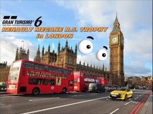 Gran Turismo 6 - Renault Megane R.S.Trophy ' 11 @ London - No race info