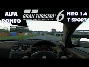 Gran Turismo 6 - Alfa Romeo Mito 1.4 T Sport ' 09 @ Tsukuba Circuit