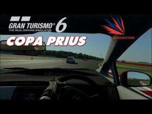 Gran Turismo 6 - Toyota Prius G ' 09 @ Silverstone National Circuit - Copa Prius