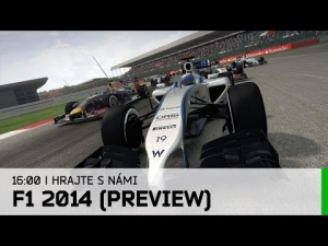 Hrej.cz Let's Play: F1 2014 (Preview)