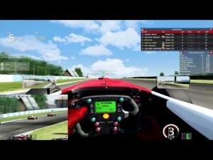 Formula Abarth @ Donington Park - Assetto Corsa RD Racing Club