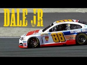 NASCAR AT LAGUNA SECA. [rFactor]