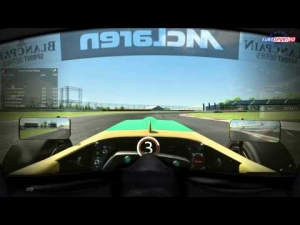 Assetto Corsa ~ chase the leader.