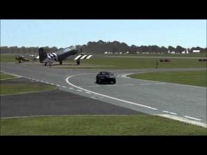 RFactor 2 BMW Z4 @ Tiger Moth Aerodrome