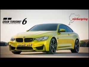 Gran Turismo 6 - BMW M4 Coupe @ Nürburgring - GP/F