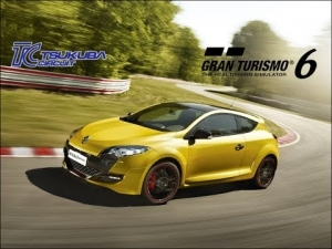 Gran Turismo 6 - Renault Megane R.S.  Trophy ' 11 @ Tsukuba Circuit