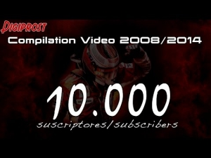 10.000 - Compilation Video 2008/2014 - DigiProst