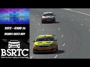 iRacing BSRTC Season 6 Round 26 from Brands Hatch Indy - Wrong place, wrong time