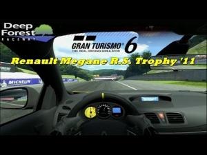 Gran Turismo 6 - Renault Megane R.S.  Trophy ' 11 @ Deep Forest Raceway
