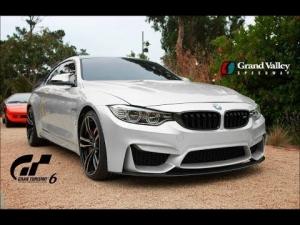 Gran Turismo 6 - BMW M4 Coupe @ Grand Valley - Este
