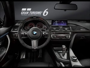 Gran Turismo 6 - BMW M4 Coupe @ Trial Mountain Circuit