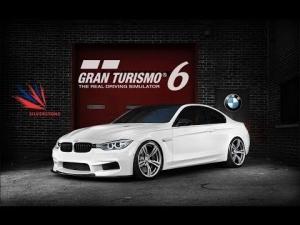 Gran Turismo 6 - BMW M4 Coupe @ Silverstone Grand Prix Circuit