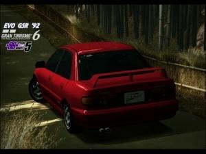 Gran Turismo 6 - Mitsubishi Lancer Evolution GSR ' 92 @ Special Stage Route 5 Clubman