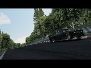 Assetto corsa - Zakspeed Escort MK II (turbo version) Mod preview 3 @Nordschleife