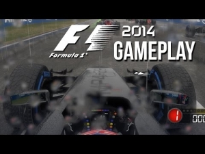 F1 2014 Gameplay - Dry & Wet - Red Bull Ring (Legend Ai)
